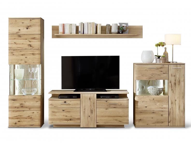 Frontmassive Schrankwand Santori von MCA Furniture