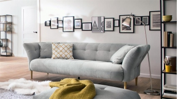 Polstergarnitur Big Apple 3er Sofa